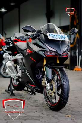 Honda CBR 250 2018.Km2rb.N Malang Kota.Pajak Baru.Jarang Pakai.Warno