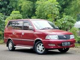 Toyota Kijang Kapsul LGX 1997 Facelift 2004 Pajak Panjang