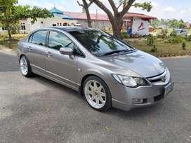 Dijual Honda Civic FD 1.8 Automatic 2007