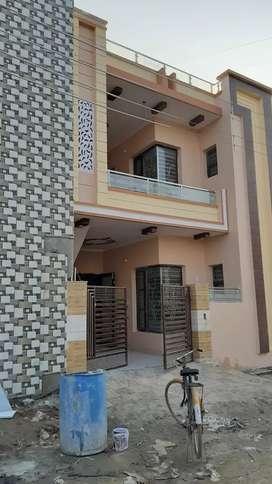 3 bhk independent villa customize as construction