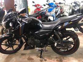 2017 TVS Apache 160cc 29000 Kms, Interested buyer call me soon