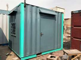Container office and container godown