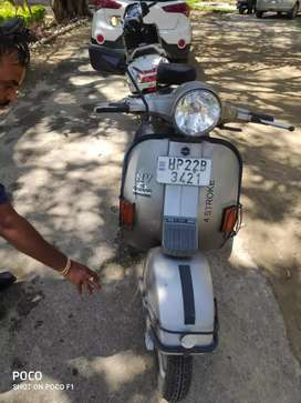 LML NV4 stroke scooter Model number2012/5