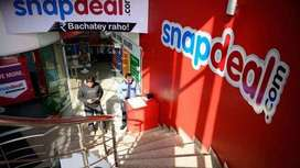 Snapdeal process need CCE/ BPO/ Back Office Executives in DeIhi NCR