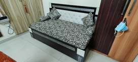 Sofa cum bed in very good condition 2 years old