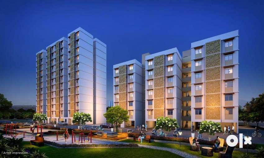 2 BHK Flats for Sale in Talegaon, Katvi at ₹ 28.47 Ls, Vascon Goodlife 0