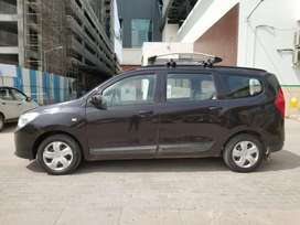 Renault Lodgy 110 PS RxL, 2015, Diesel