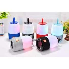 Speaker lampu bluetooth Boomber