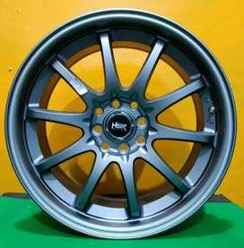 Jual velg racing Ring 17 Untuk mobil Mobilio,avanza,Freed(bisa credit)