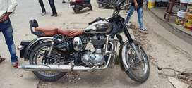 Selling royal enfield at a good condition