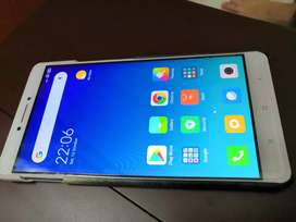 Mi Max, 128GB, 4GB ram, Dark Grey Color, Scratchless