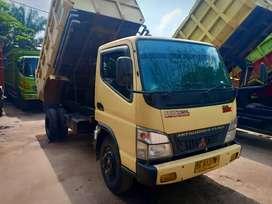 Dp 45 jt - Mitsubishi Super HDX Dump truk thn 2014