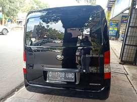 Daihatsu grand max minibus antik pintu samping buka ke atas