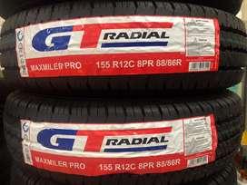 BAN GT RADIAL 155 R12 MAXMILER PRO