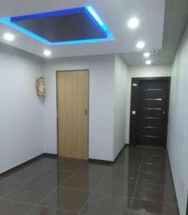 2bhk floor in uttam nagar west with car parking