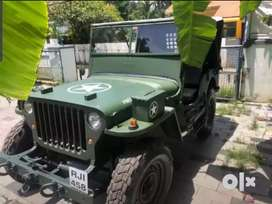 Willis jeep 1944 model Available in Calicut