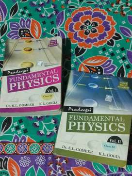 Pradeep's Physics references class 11