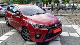 Toyota Yaris Type G Matic Tahun 2014
