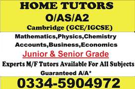 Home Tutors & Online Tutros in Bharia town and Dha1 Dha2