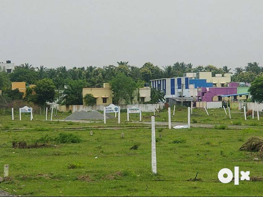 DTCP Approved Residential Plots At Padappai Town. 0