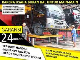 Hidrolik Cuci Mobil Thunder-H 4 Ton Suti Semarang