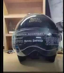 Royal enfield helmet original , brand new , never used