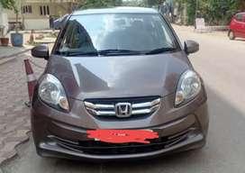 Honda Amaze Diesel 2014