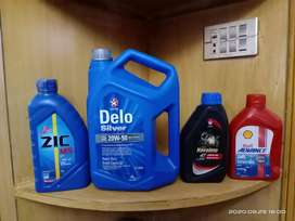 Delo silver  sae20-50 diesal engine oil