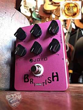 Joyo JF-16 BRITISH SOUND Guitar Effcets pedal
