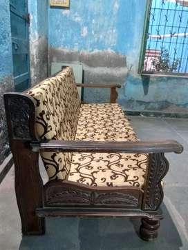 Sofa (saak wood), new 13000