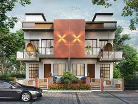 Say No to Rented Home & Buy 3BHK Row House in affordable budget.
