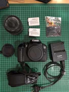DSLR Canon 650d