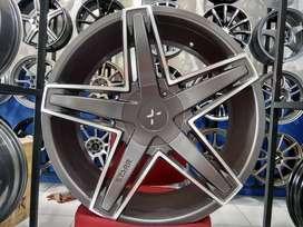 Velg Mobil Racing Fortuner Ring 22 BARNUM Semi Matte Bronze