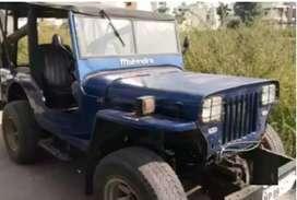 Indor Mahindera modified jeep