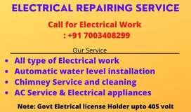 Electrical Reparing Service