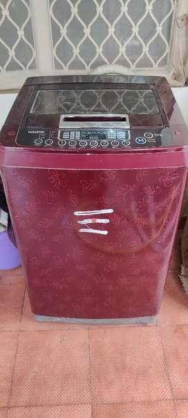 LG fuzzy logic 6.5kg Turbo drum