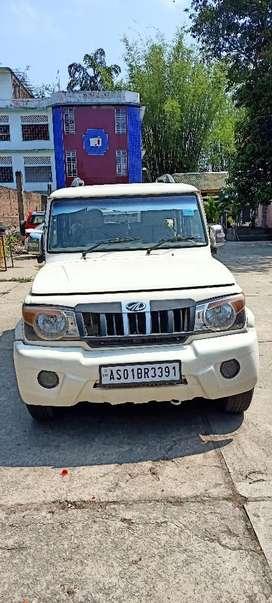 Mahindra Bolero ZLX BS III, 2015, Diesel