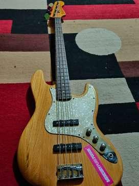 Bass fender jazz custom