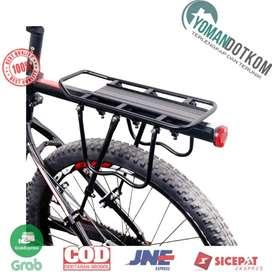 RCK-103 Boncengan Belakang Sepeda Luggage Carrier Rear Rack Quick