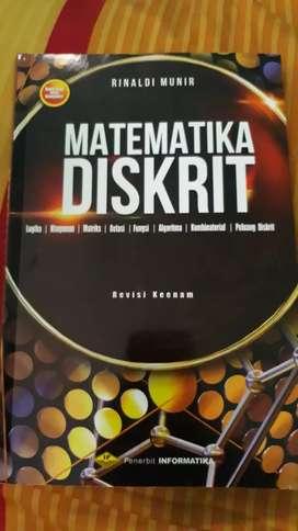 Buku Matematika Diskrit Rinaldi Munir