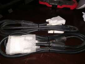 Brand new original HP DVI lcd cables