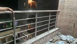 1 BHK FLATS ho FLATS for sale 1km METRO STATION IN new ashok NAGAR .
