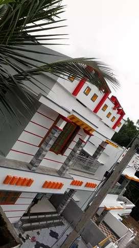 Double stored classy villa,