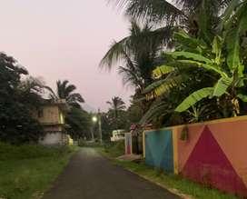 2 bhk house rent at Christhunagar,Vellamadam
