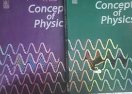 Hc verma 11th and 12th book set
