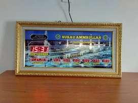 Sedia Jam Digital Smart Masjid Pelengkap Di Kab Kuningan Jawa Barat