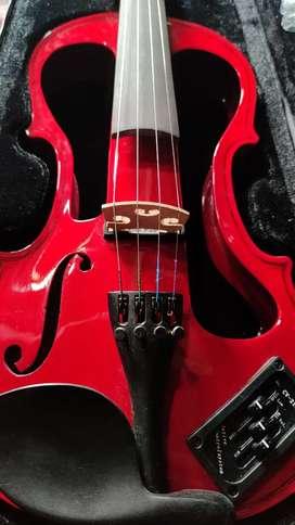 Granada Acoustic-Electric Violin (BRAND NEW)