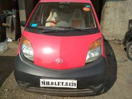 Tata nano cx 2011 with ac