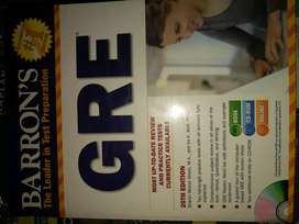 GRE Books complete set of 8 books by top international publishers