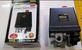Otomatis Kompresor Mollar FB30 1 dan 4 cabang Baru Bs COD